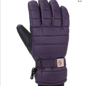 Carhartt Quilted Insulated Gloves